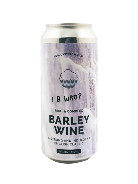 I B Who? Cloudwater Brew Co.