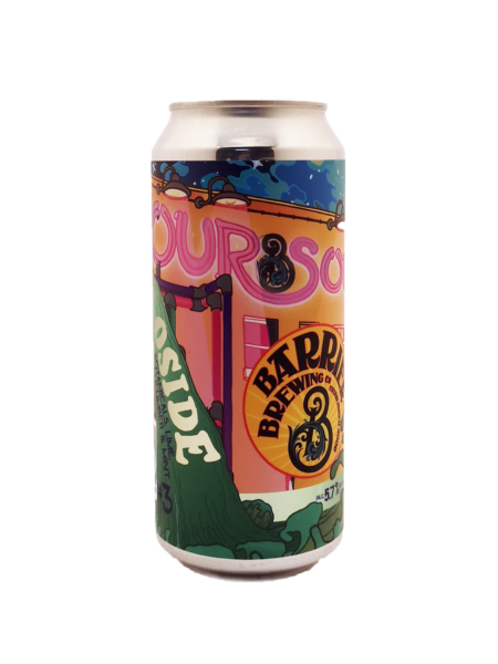 Our Sour #3: Oside Barrier Brewing Company