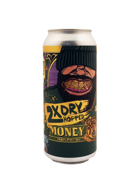 Double Dry Hopped Money Barrier Brewing Company