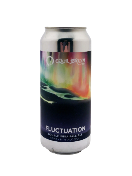 Fluctuation (CD: 30.Jul) [Air-shipped] Equilibrium Brewery