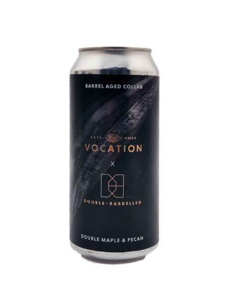 Double Maple & Pecan Vocation Brewery