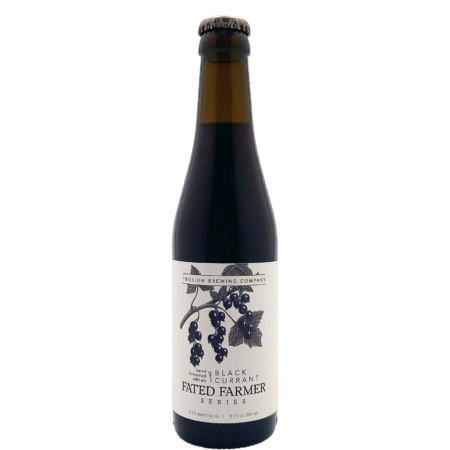 Fated Farmer: Black Currant (2019) Trillium Brewing Company