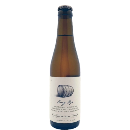 Long Life: Peach Trillium Brewing Company