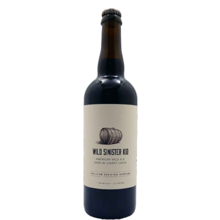 Wild Sinister Kid Sherry Barrel Aged Trillium Brewing Company