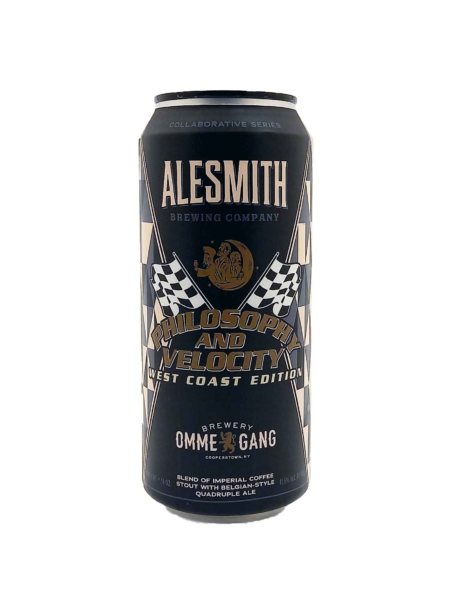 Philosophy And Velocity (West Coast Edition) AleSmith Brewing Company