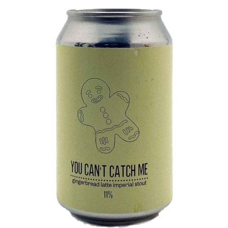 You Can't Catch Me Oso Brew Co