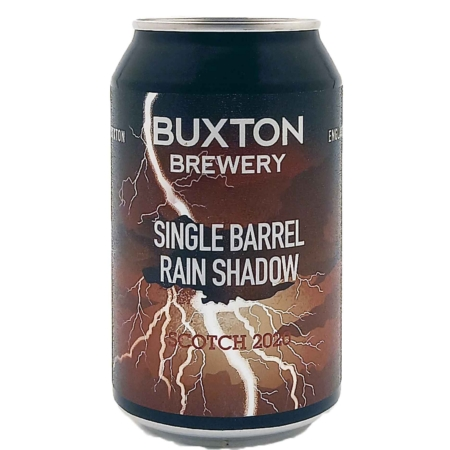Single Barrel Rain Shadow Scotch 2020 Buxton Brewery