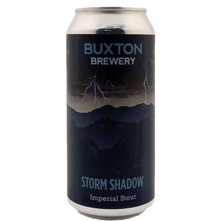 Storm Shadow Buxton Brewery