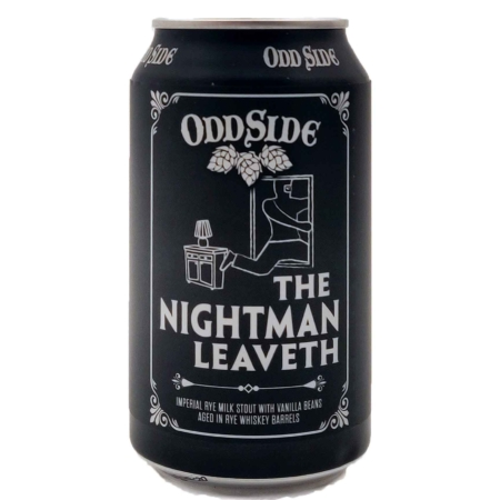 The Nightman Leaveth Odd Side Ales