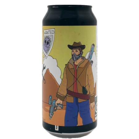 Intergalactic Bounty Hunter Moersleutel Craft Brewery
