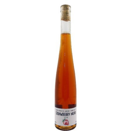 Strawberry Mead 2020 Copenhagen Mead Company