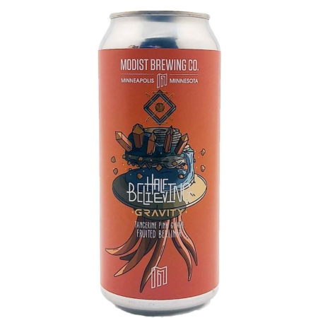 Half Believing Gravity Modist Brewing Co.