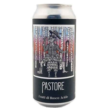 Frutti Di Bosco Acido Pastore Brewing and Blending