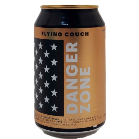 Danger Zone Flying Couch Brewing