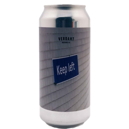 Keep Left Verdant Brewing Co