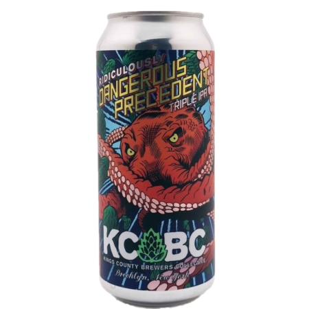 Ridiculously Dangerous Precedent KCBC - Kings County Brewers Collective
