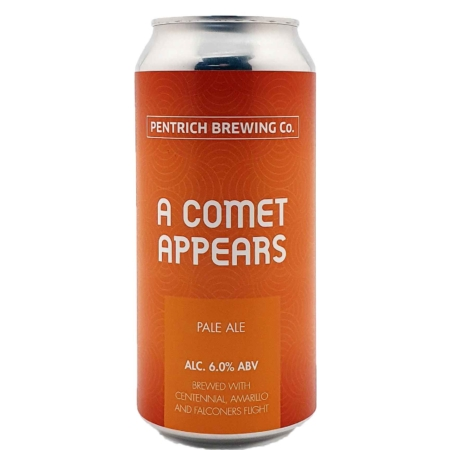 A Comet Appears Pentrich Brewing Co.
