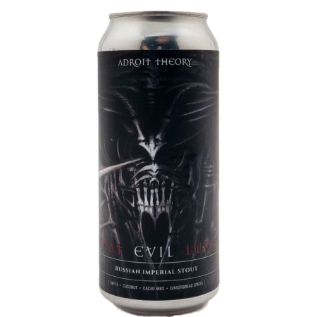 What Evil Lurks [Coffee + Coconut + Cacao + Gingerbread Spices] (Ghost 950) Adroit Theory