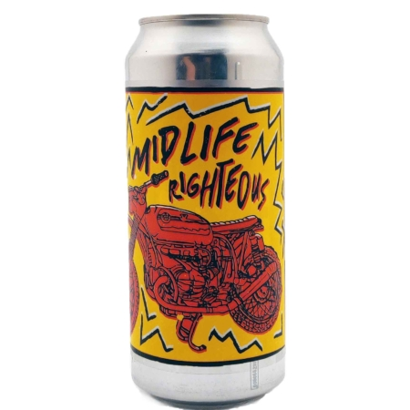 Mid Life Righteous Burley Oak Brewing Company