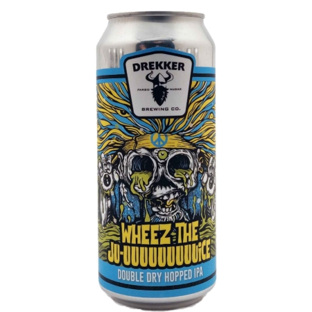 Wheez the Ju-uuuuuuuuuice (DDH) Drekker Brewing Company