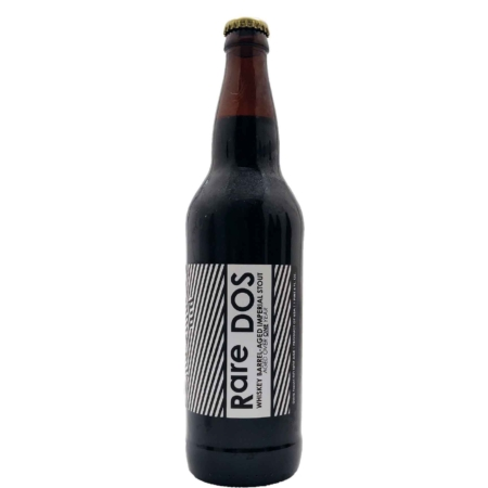 Rare DOS (Aged Over One Year) Cycle Brewing Company
