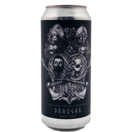 Draugar Beer Zombies Brewing Co.