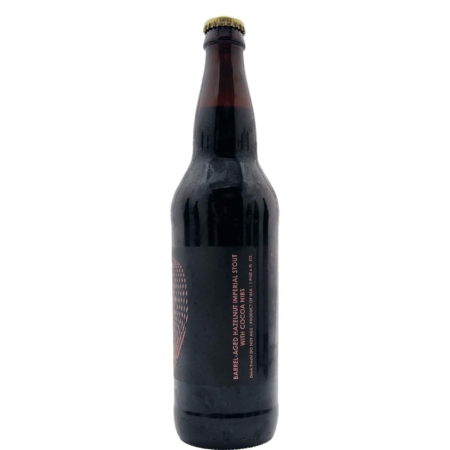 Barrel-Aged Hazelnut Imperial Stout Cycle Brewing Company
