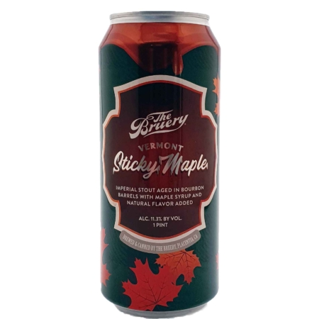 Vermont Sticky Maple The Bruery