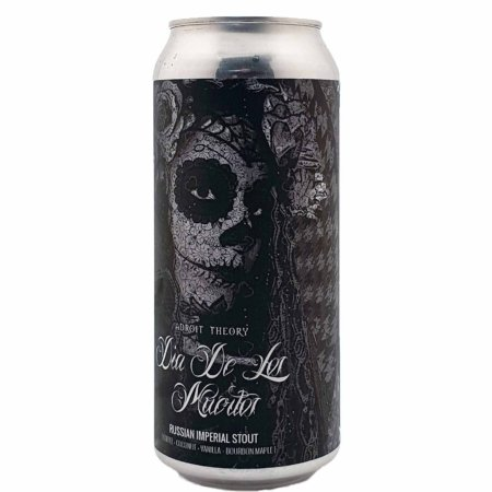 Dia De Los Muertos [Coffee + Coconut + Vanilla + Bourbon Maple] (Ghost 960) Adroit Theory