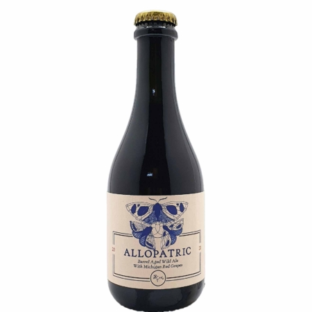 Allopatric (2019) Speciation Artisan Ales