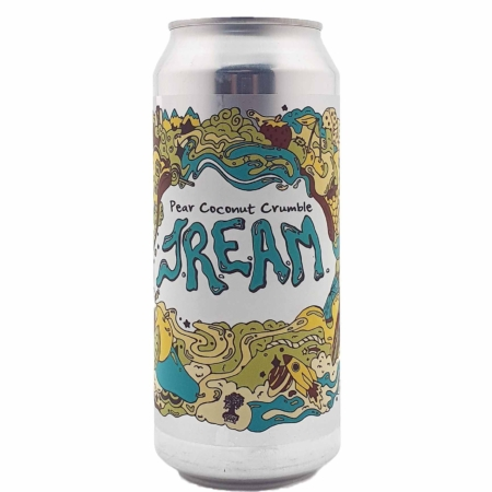 J.R.E.A.M. - Pear Coconut Crumble Burley Oak Brewing Company