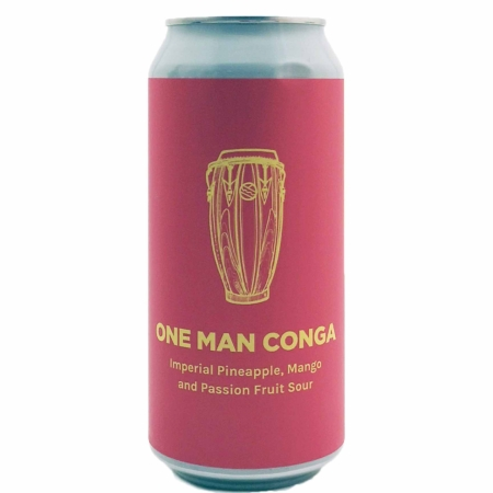 ONE MAN CONGA Pomona Island Brew Co.