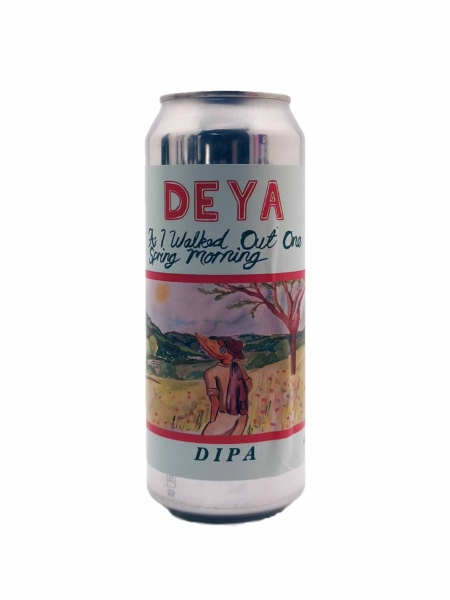 As I Walked Out One Spring Morning DEYA Brewing Company