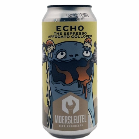 Echo The Espresso Affogato Golloper Moersleutel Craft Brewery