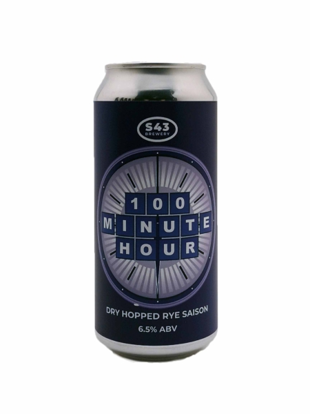 100 Minute Hour S43 Brewery