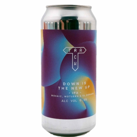 Down Is the New Up Track Brewing Company