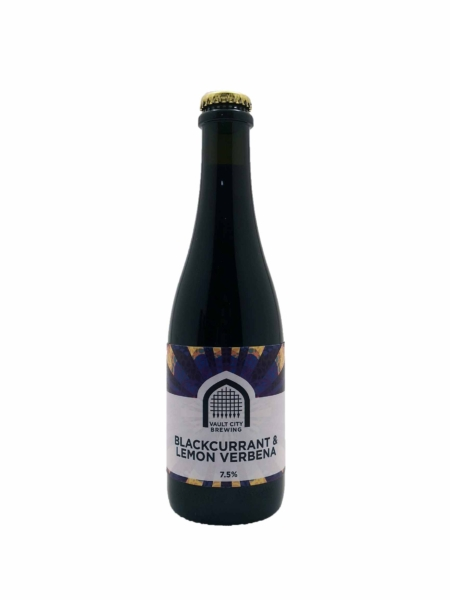 Blackcurrant & Lemon Verbena Vault City Brewing
