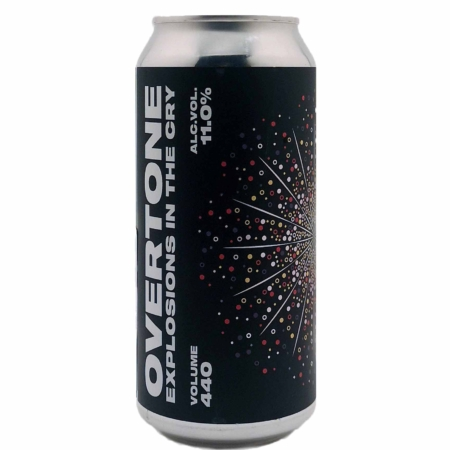 Explosions In the Cry Overtone Brewing Co
