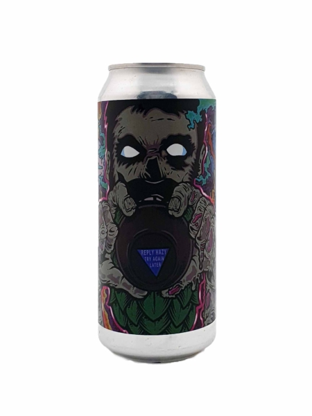 Reply Hazy, Try Again Later Beer Zombies Brewing Co.