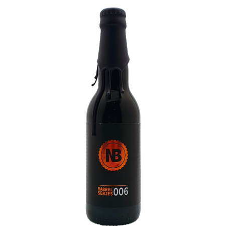 Barrel Series 006 - Bourbon BA Imperial Milk Stout Nerdbrewing