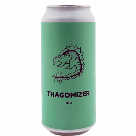 Thagomizer Pomona Island Brew Co.