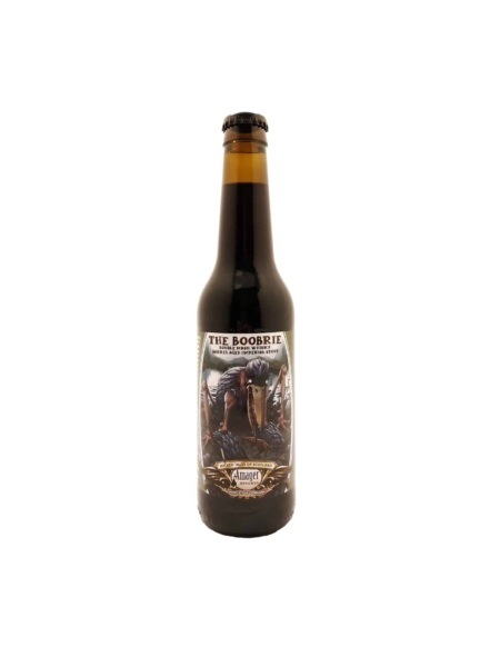 The Boobrie BA Whiskey Amager Bryghus